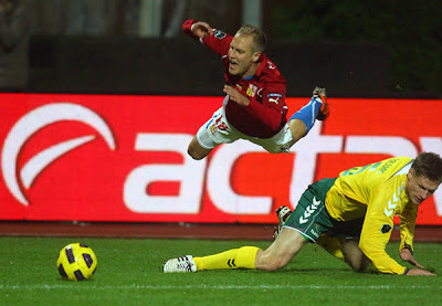 Lithuania 1 - 4 Czech Republic