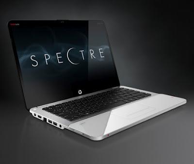 Harga dan Spesifikasi Laptop Hp Envy 14 Spectre 2012