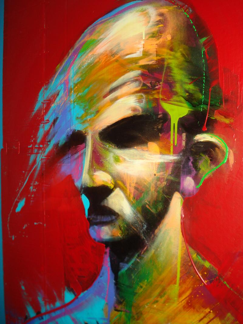 Surrealism and Visionary art: Adam Neate