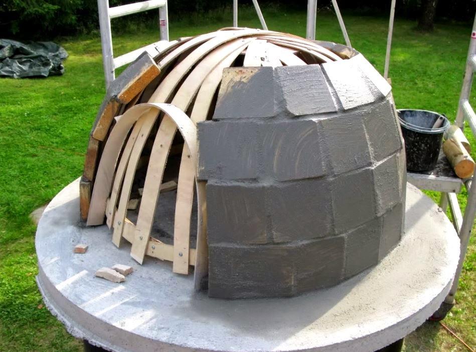 Cupola Forni A Legna