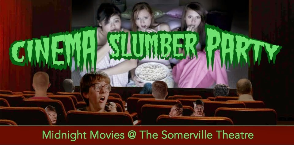 CINEMA SLUMBER PARTY - Midnight Movies