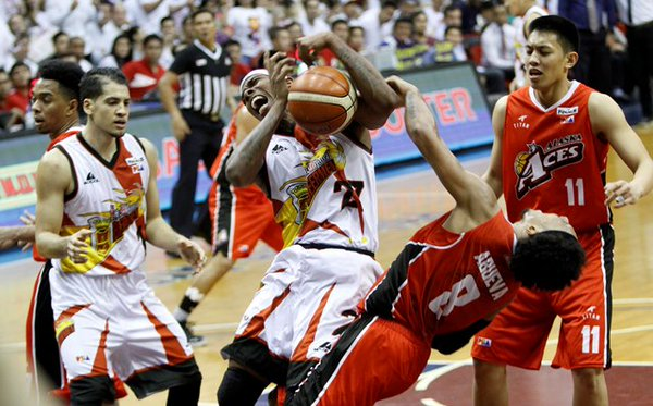 San Miguel hampers Alaska's PBA Finals sweep