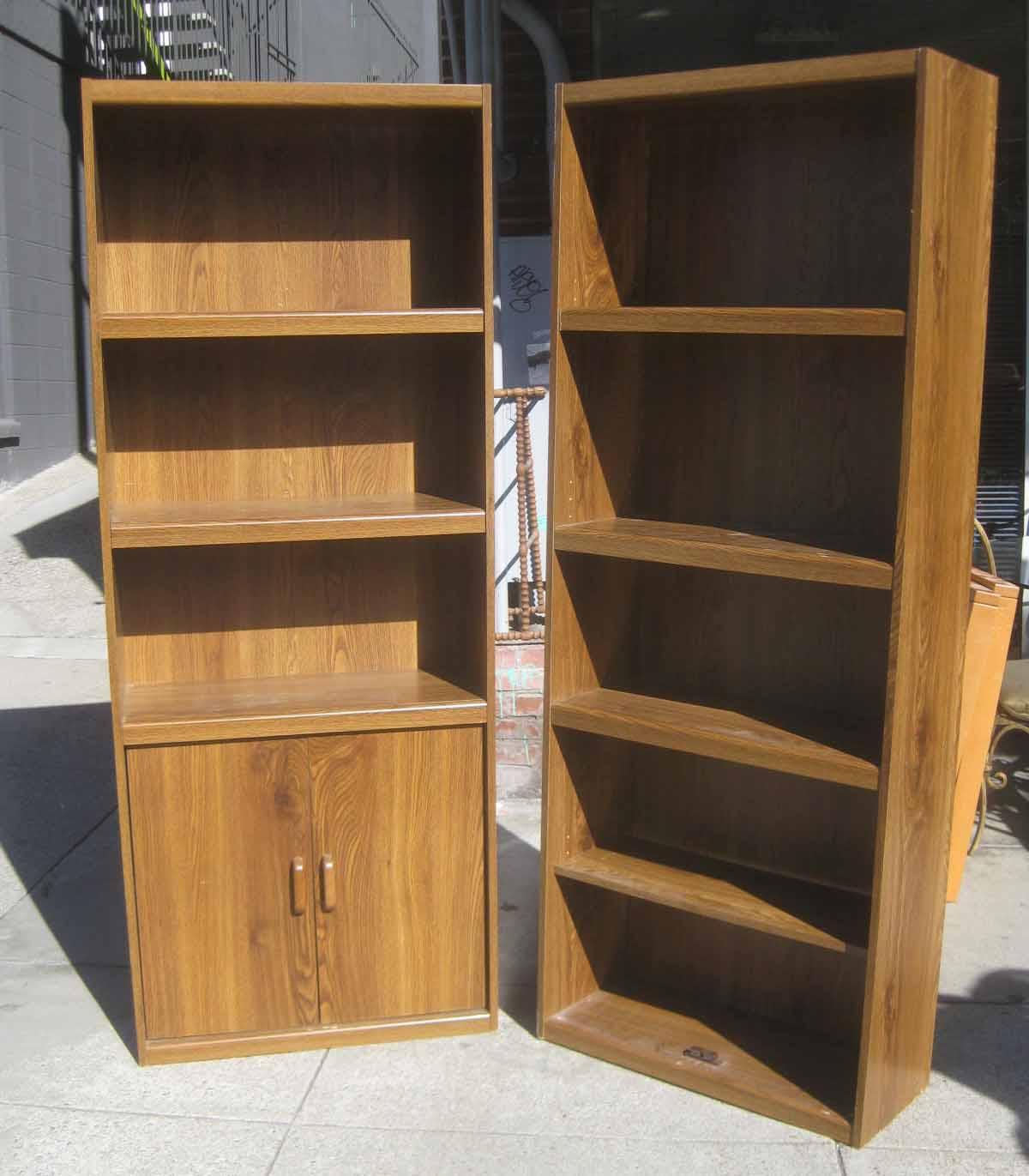 Pressed Wood Bookshelf 1200 x 1371