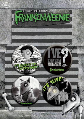 Filme Poster Frankenweenie DVDRip XviD &amp; RMVB Legendado