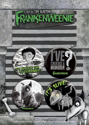 Filme Poster Frankenweenie DVDRip XviD & RMVB Legendado