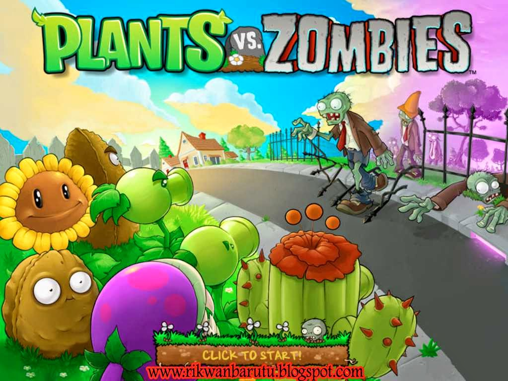 Plants Vs Zombies, Game Zombie,
