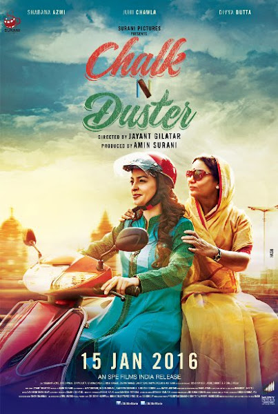 Poster of Chalk N Duster 2016 480p Hindi PreDVDRip Full Movie