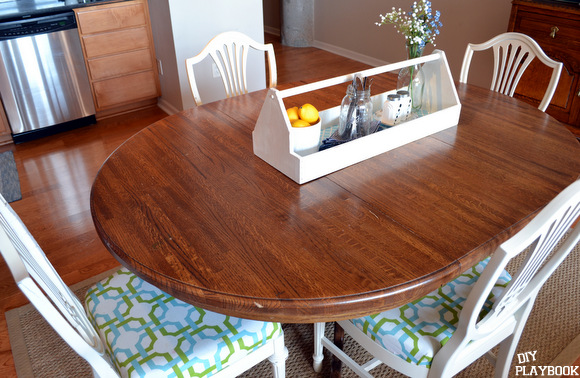 Toolbox kitchen table runner: Antique Toolbox Makeover | DIY Playbook