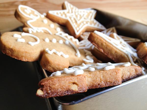 receta navideña galletas de turron blando jijona