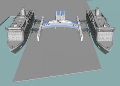 Länsiterminaali, Länsiterminaali 2017, Uusi terminaali, TallinkSilja