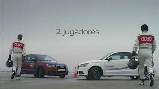 Audi A1 El Clasico Real Madrid Vs Barcelona FC