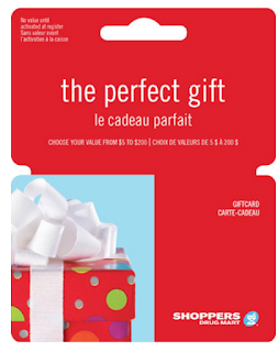 image Shoppers Drug Mart Variable Gift CArd