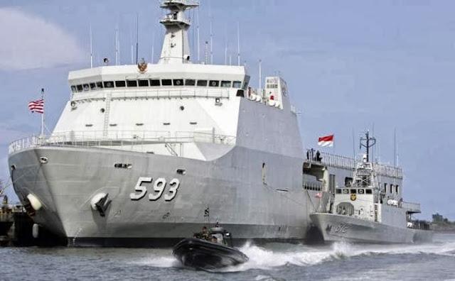 KRI Banda Aceh Dukung Pengamanan KTT APEC 2013