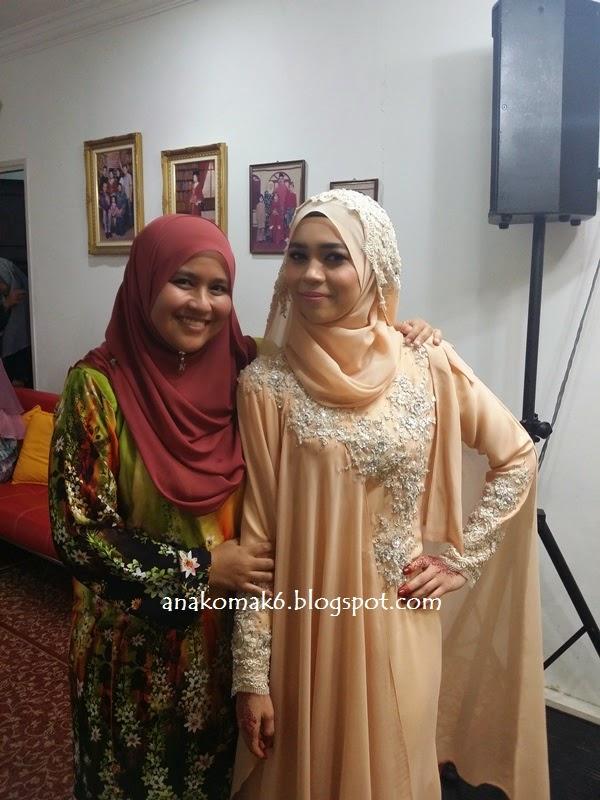 Selamat Pengantin Baru, Najwa & Shah