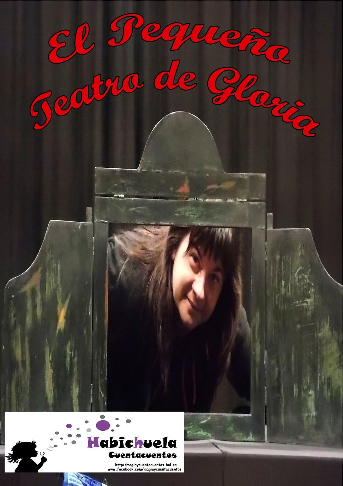 Cuentacuentos con Gloria Fuertes