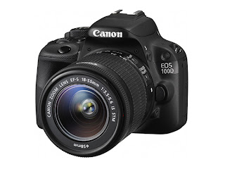 New Canon 100D DSLR Announced