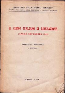 Il Corpo Italiano di Liberazione