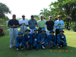 Pun Hlaing Golf Club, Yangon, Myanmar