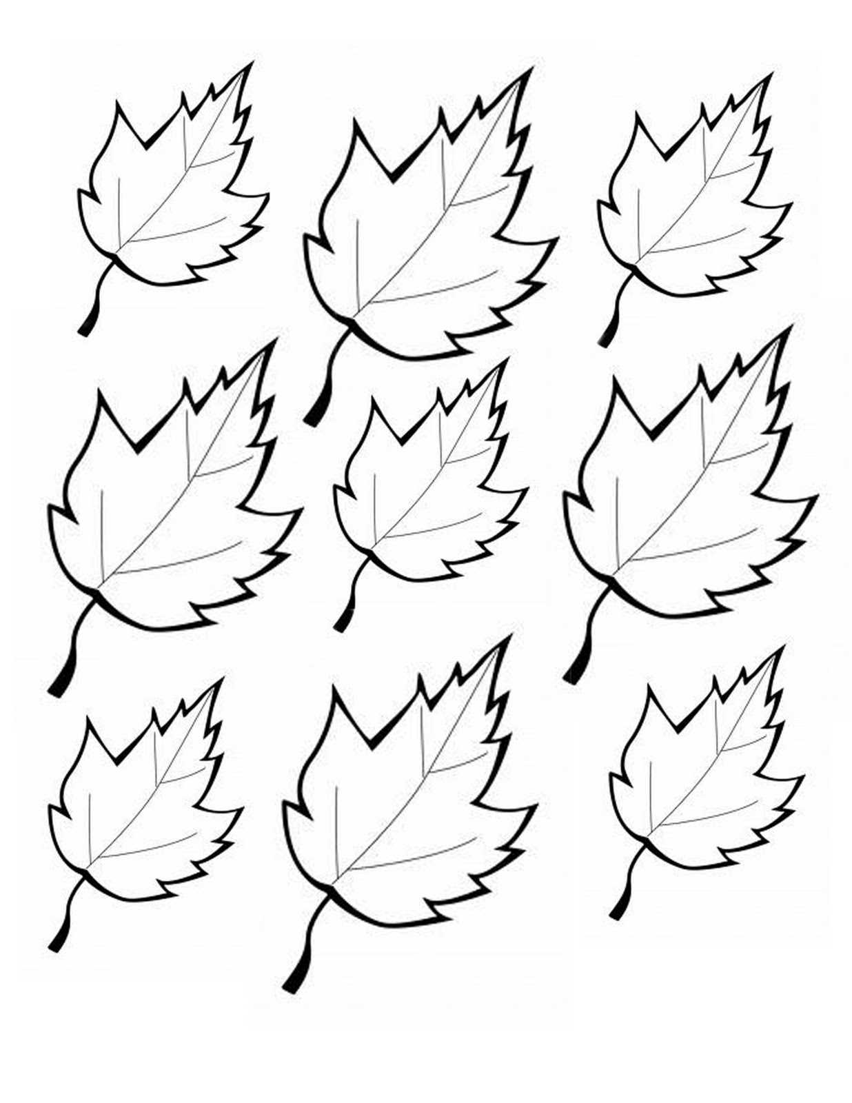 Delicate image throughout printable pictures of leaves