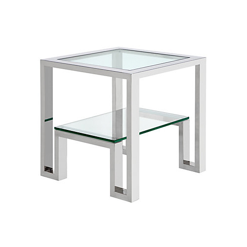 Z Gallerie Duplicity End Table