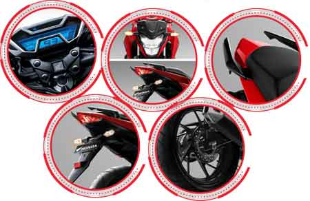 review Honda CB150R 2015