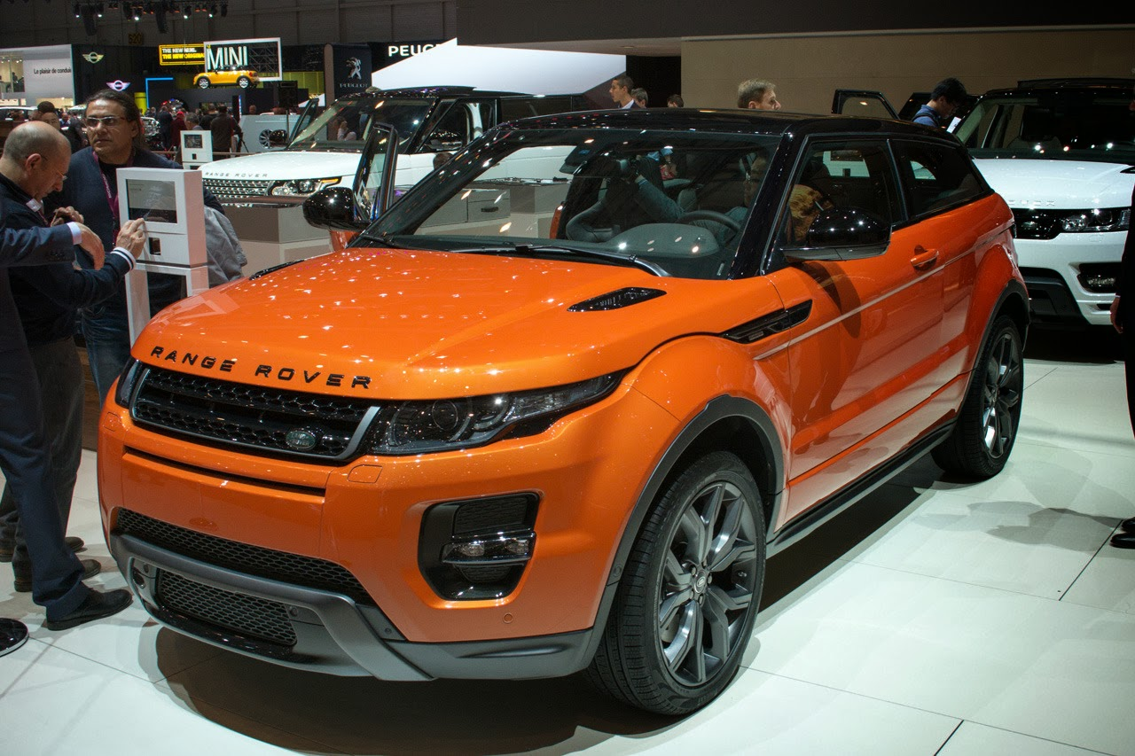automotiveblogz land rover range rover evoque. Black Bedroom Furniture Sets. Home Design Ideas