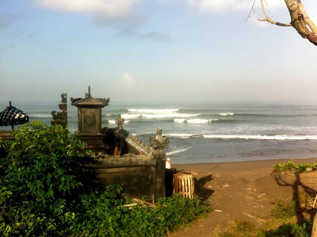 playa canggu bali indonesia surfing hippytree monster surfboards greenfix dejavu