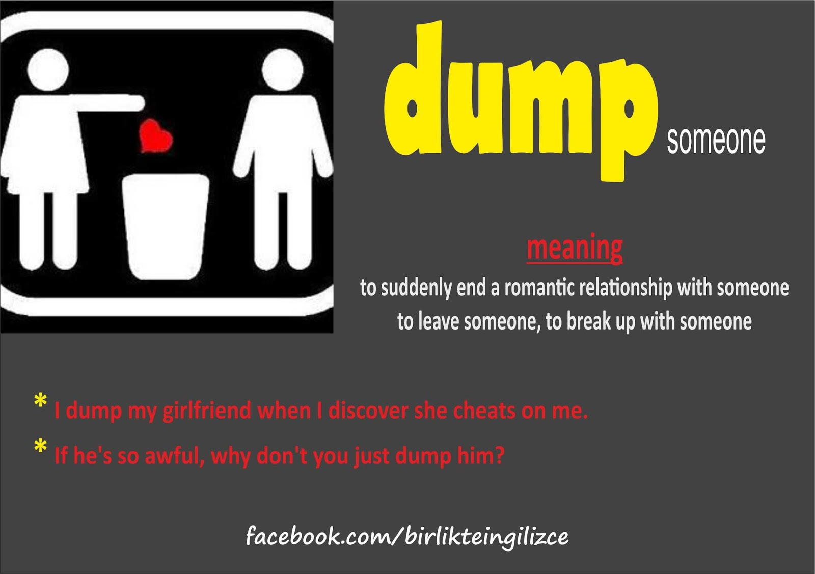 Me dump will he How To