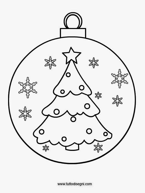 El Blog de Espe: Dibujos para colorear y manualidades de Navidad.