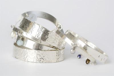 Alouette Design bangles
