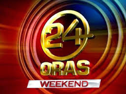 24 Oras Weekend – 27 July 2014