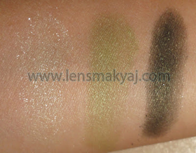 Oriflame Shimmering Green