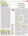 Kebaikan Baca Quran di Majlis