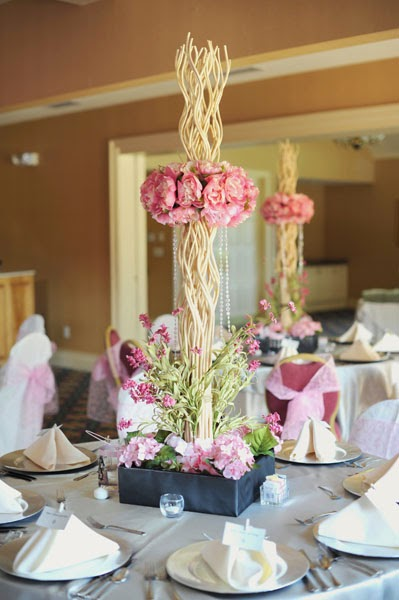 Summer wedding centerpiece ideas for unique