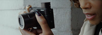Sony  RX100 IV camera Made for Bond