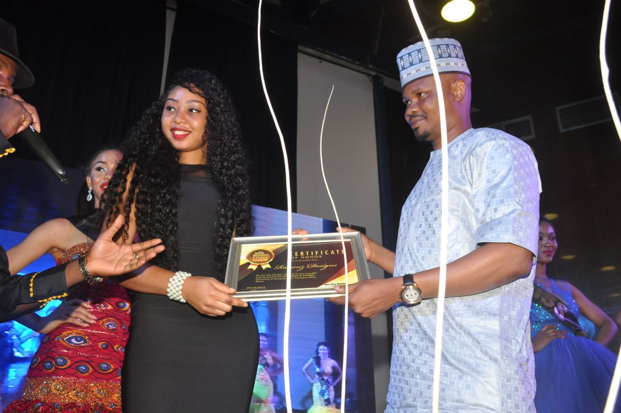 Impressive 22 Year Old Yetunde Barnabas Crowned Most