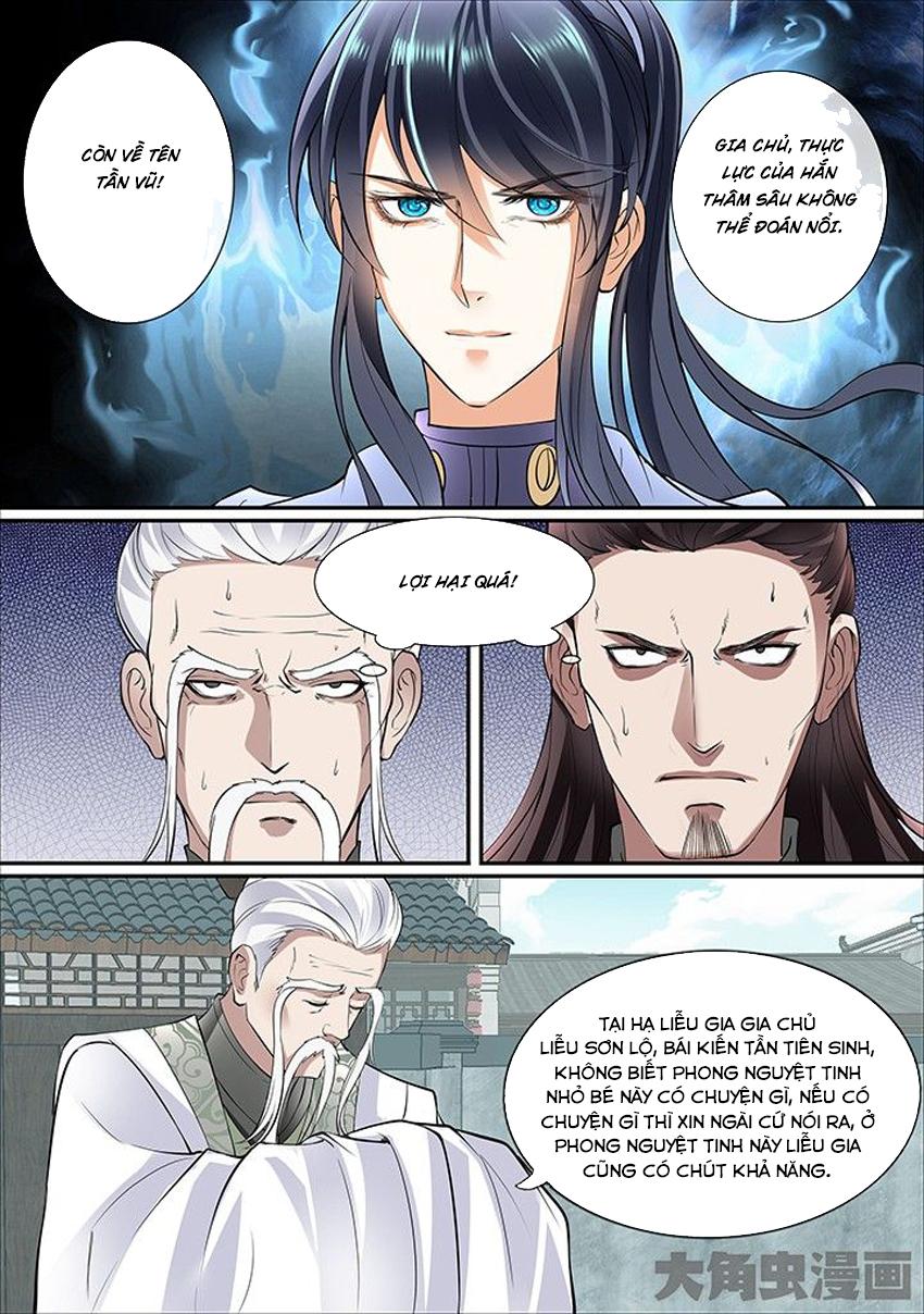 Tinh Thần Biến Chap 385 - Trang 8