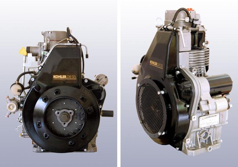 kohler engines offers complete range  engines    ton payload wheelsologycom world