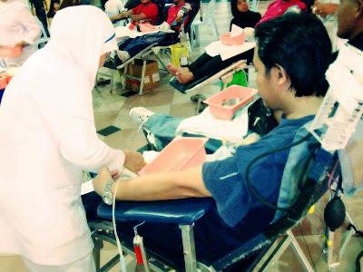 Donate blood, save lifes..