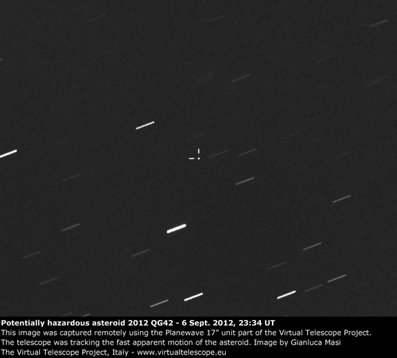 can you see asteroid today - photo #15