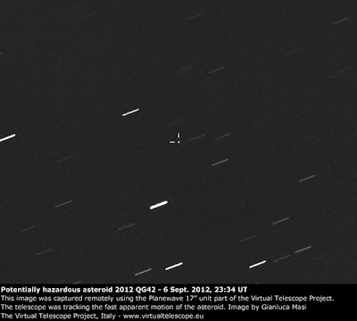 can you see asteroid today - photo #36