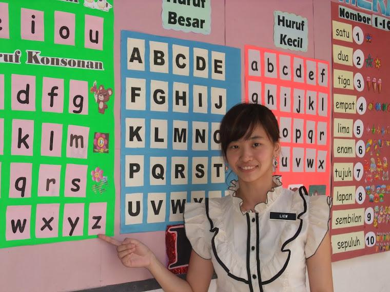 Me...Teacher Liew ^_^