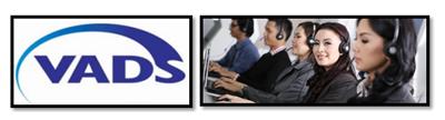 Lowongan Kerja Call Center English di PT VADS Indonesia (Benefit : Gaji Pokok, Uang Lembur, Tunjangan, BPJS, Asuransi Kesehatan)