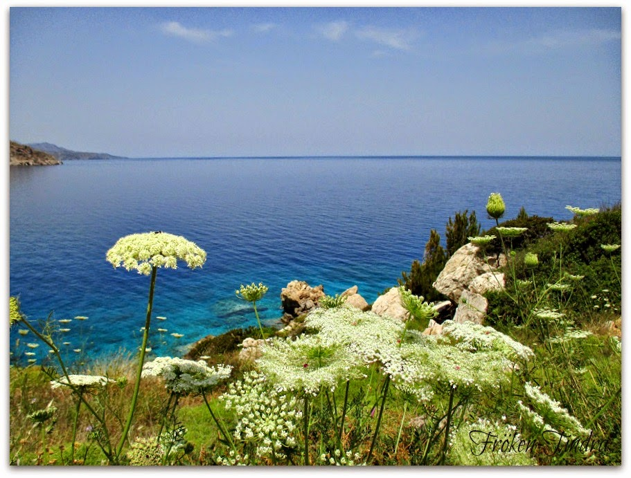Karpathos, Grekland, Maj -14