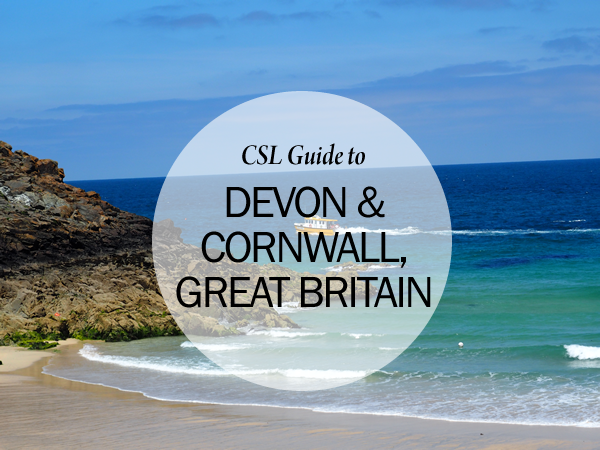 citystyleandliving guide to cornwall and devon