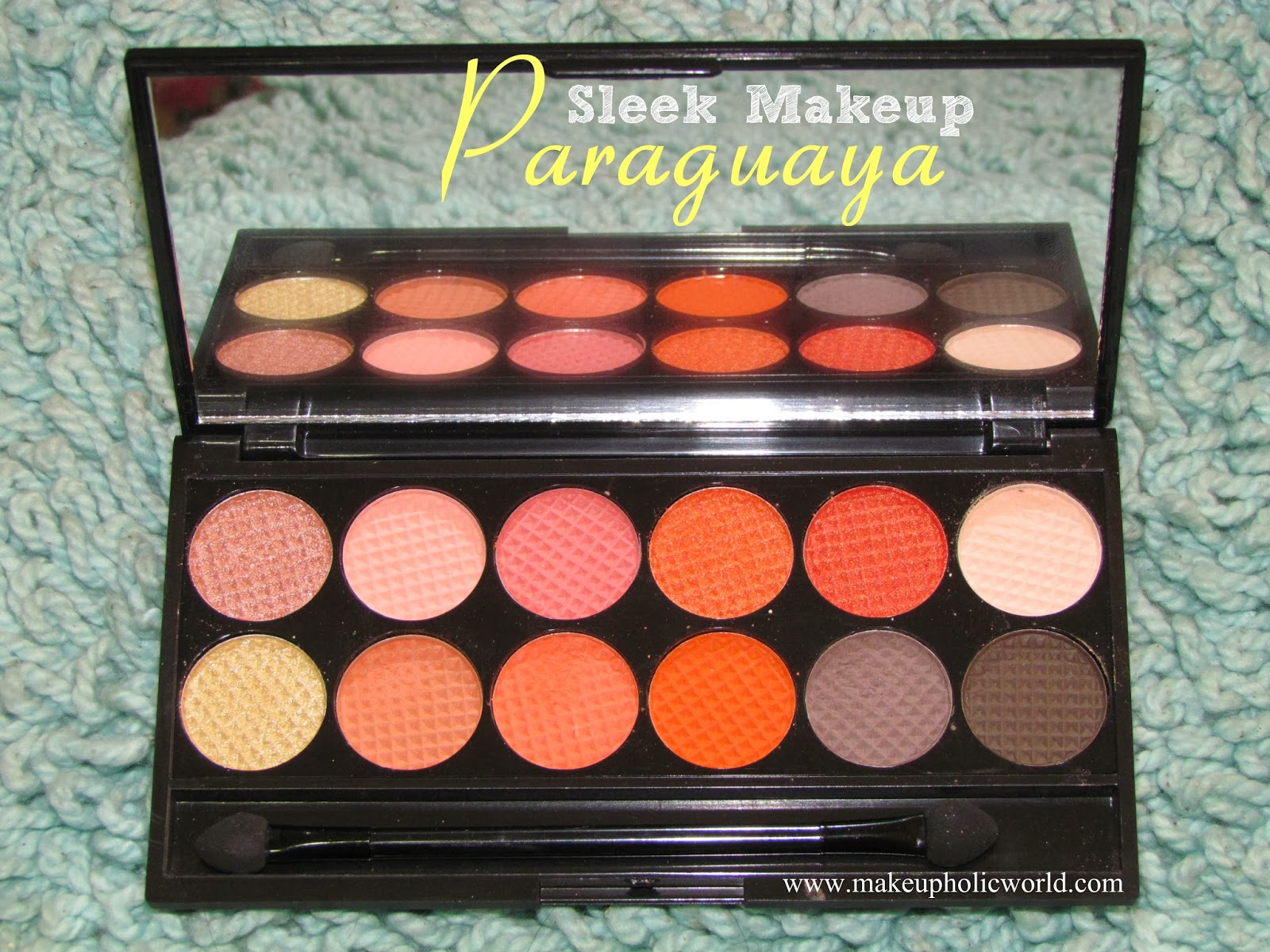 Sleek Makeup Limited Edition Eye Shadow Palette- Paraguaya