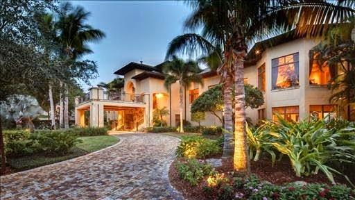 Blossom Estate Palm Beach Florida
