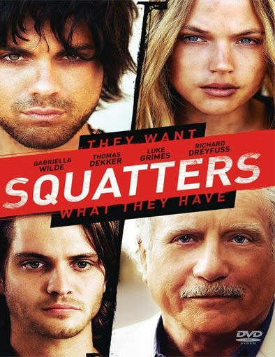 Squatters (2014) [Latino]
