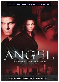 Capa Baixar Série Completa Angel: O Caça Vampiros Legendado   Torrent Baixaki Download