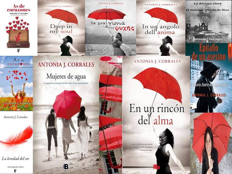 Antonia J Corrales